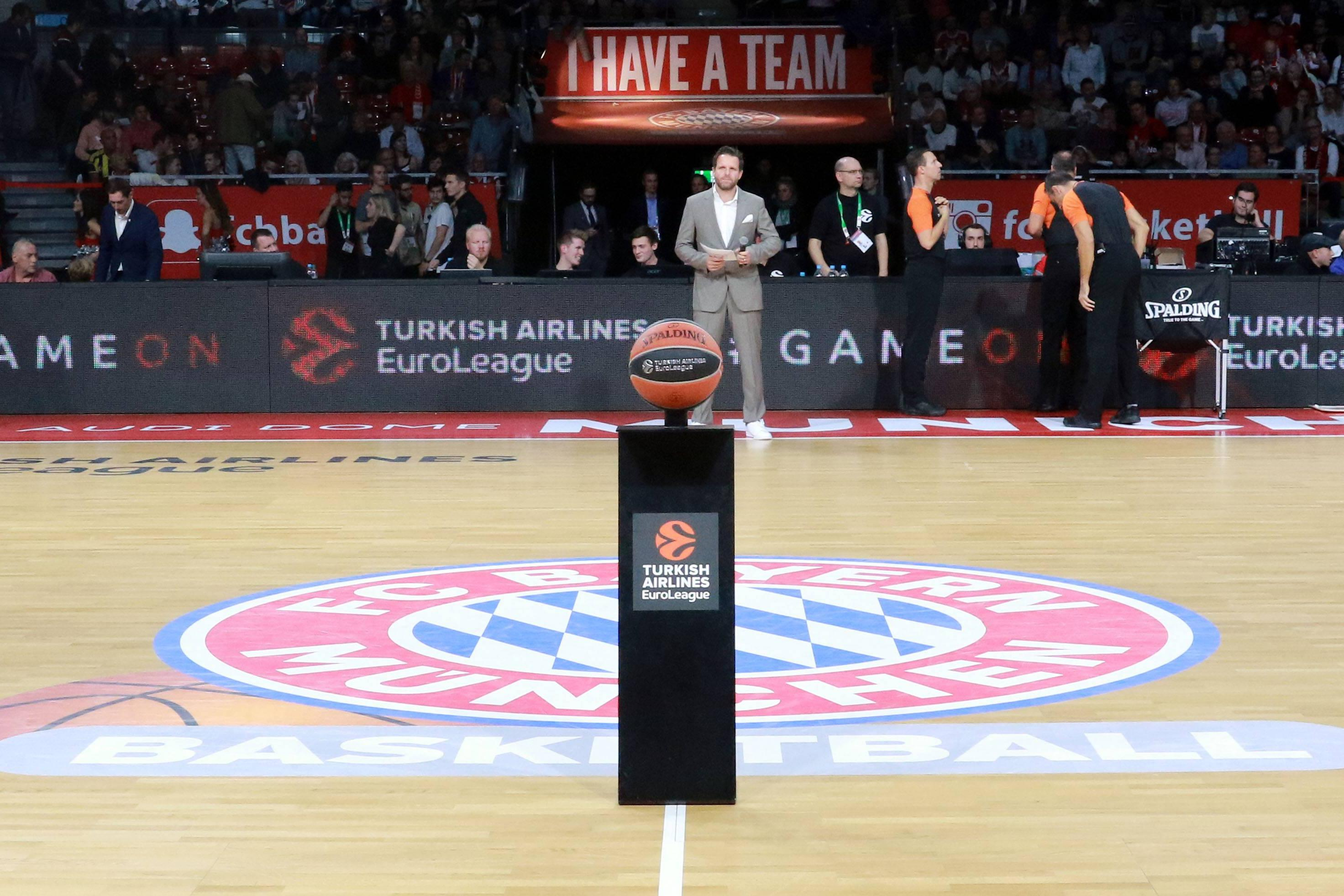 FC Bayern Basketball Euroleague